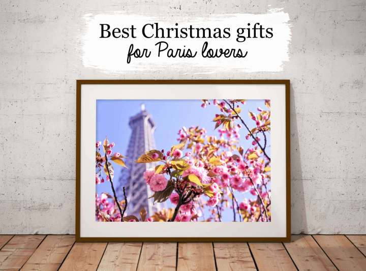 The best Christmas gifts on Etsy for Paris lovers