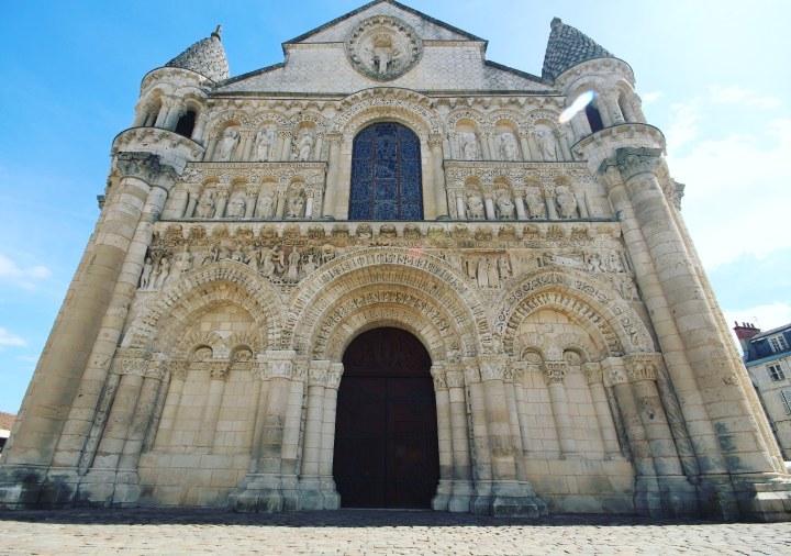 Notre Dame la Grand, Poitiers